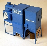 TT-5008: Industrial Dust Extractor