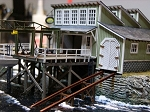 N Scale: Seabiscuit's Boatworks