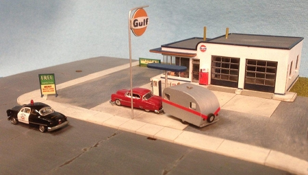 City Classics: Crafton Avenue Service Station