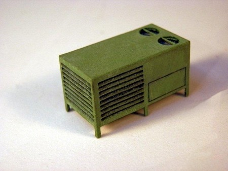 HO-5006: Roof Top Air Conditioner (2 Units)