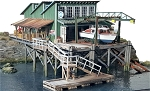 HO Scale: Seabiscuits Boatworks