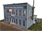 HO Scale Kit: Schaake Machine Works