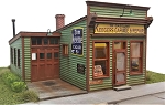 HO Scale: Keeger's Garage & Repair