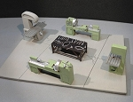 HO Scale Kit: Machine Shop Tools