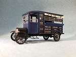 HO-7505: 1925 Ford 1 Ton Model T Delivery Truck Jordan Conversion