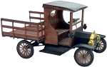 HO Scale Kit: 1912 Ford Model T Flat Bed Truck