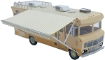 HO Scale Kit: 1973 Winnebago Chieftain Motorhome