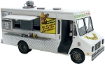 HO Scale: Taco Food Truck