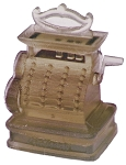 HO Scale: Vintage Cash Register (2 Registers)