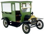 O Scale: 1911 Ford Model T Depot Hack