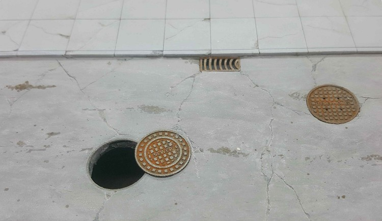 Manhole Covers and Drains